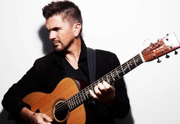 """Juanes grabó siete melodías exclusivas para """"Tigo"""", filial latinoamericana de la compañía de telecomunicaciones Millicom, de Luxemburgo. (Facebook/Juanes)"""