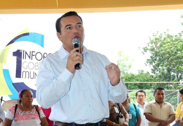 Renán Barrera habló sobre los embargos por incumplir liquidaciones. (Milenio Novedades)