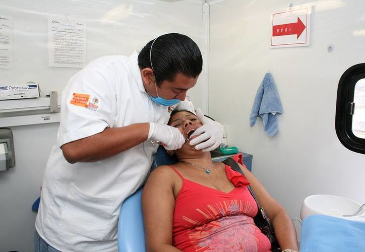 La Secretaría fortalecerá las acciones de prevención del Programa de Salud Bucal. (Redacción/SIPSE)