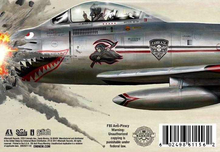 La portada del albúm es un homenaje a Licensed to Ill, de los Beastie Boys. (Vanguardia)