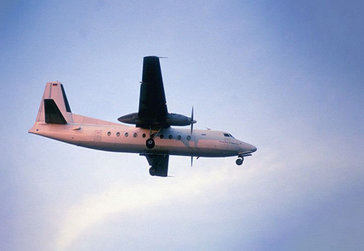 La aeronave intentaba aterrizar en el aeropuerto de la localidad de Garbaherey, en Somalia. (RT)