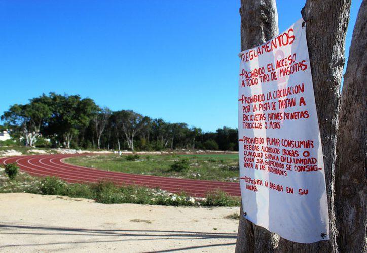 La obra deportiva podría arrojar un desfalco de más de 16 millones de pesos. (Foto: Adrián Barreto)