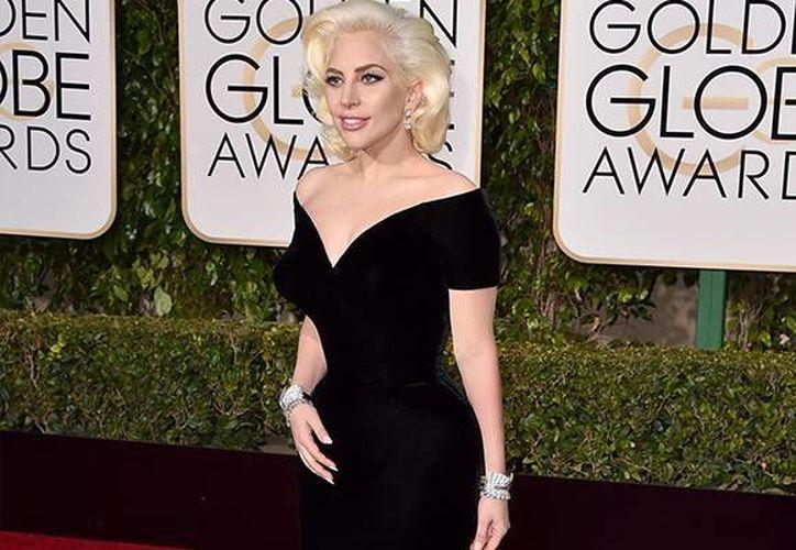 Lady Gaga, también se presentará en la entrega de premios 'Grammy' 2016.(AP)