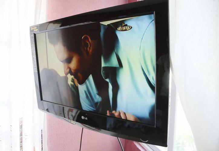 Se distribuirán televisores digitales en diferentes municipios. (Israel Leal/SIPSE)