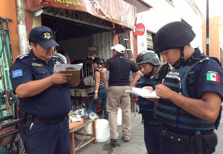 Policías de Mérida serán capacitados con parte del recurso proveniente del  Subsemun. (SIPSE)
