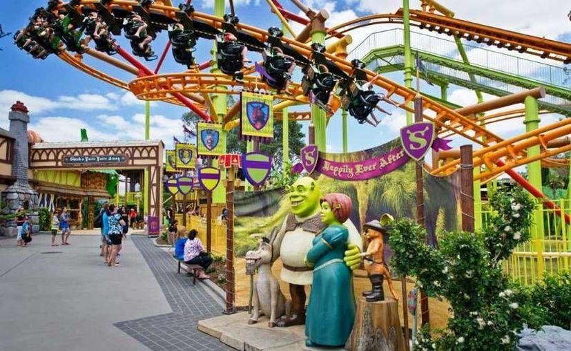 El parque tendrá un parecido al denominado American Dream, cercano a Nueva York, con atracciones alusivas a los éxitos de taquilla creados por el estudio como Shrek, Antz, El Espantatiburones, Gato con botas, entre otros. (Contexto/Internet)