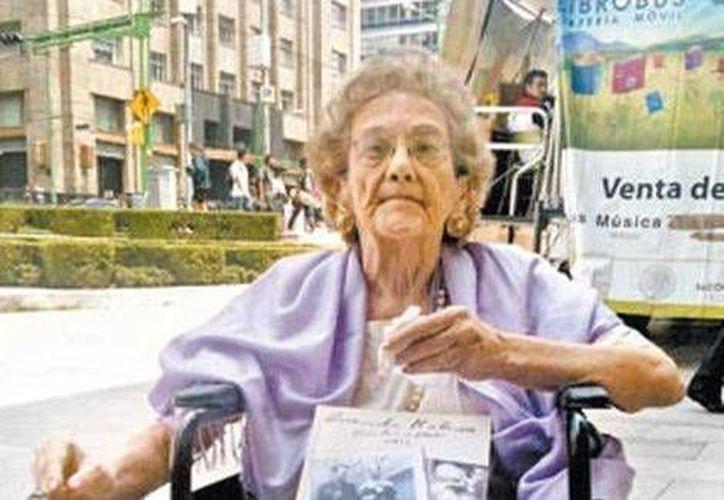 Helena Paz Garro tenía 74 años al morir. (Milenio)