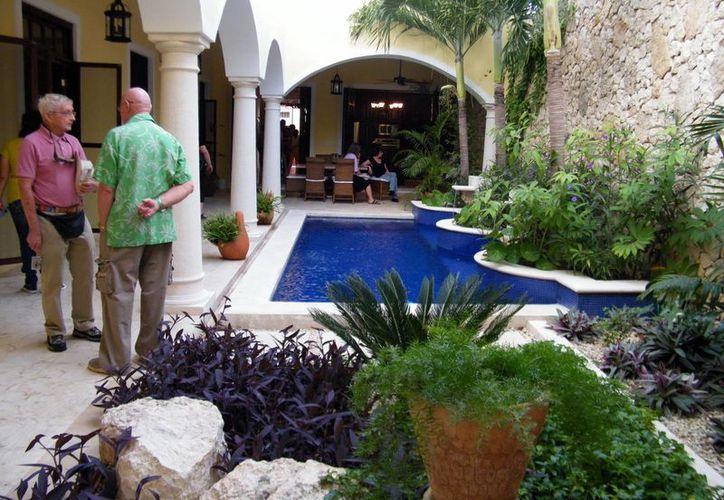En la imagen una de las casas en Mérida que se cotizan cada día más. (Milenio Novedades)