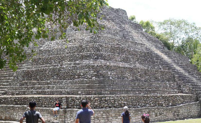 En Quintana Roo existen 13 sitios arqueológicos abiertos al público. (Daniel Tejada/SIPSE)