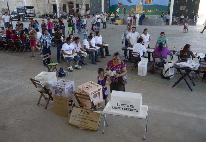 Mérida fue el municipio con el mayor número de rechazos de parte de ciudadanos para ser funcionarios de casillas. Mientras en las poblaciones hubo mucha disposición. (Archivo/SIPSE)