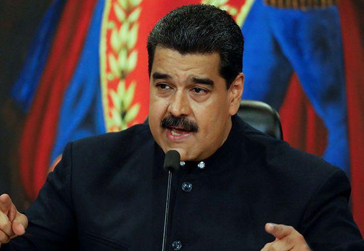 Maduro había hecho varios anuncios económicos que reflejan la asfixia inflacionaria que padece el país, (Foto: Reuters)