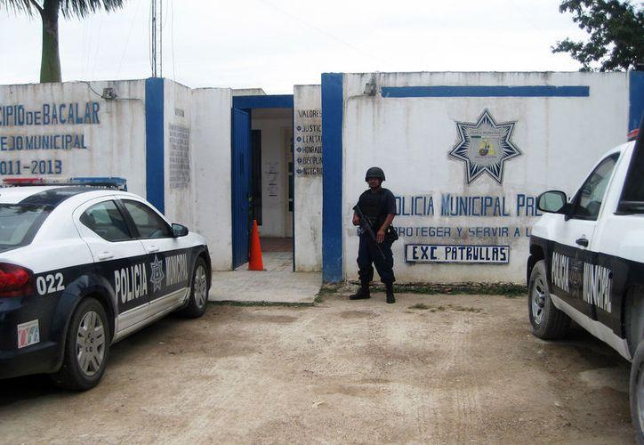 El pasado martes fueron detenidos tres vecinos de la colonia Benito Juárez después de que robaron en un vivienda. (Javier Ortiz/SIPSE)