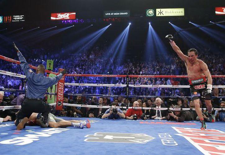 Márquez aseguró que su pelea ante Pacquiao la semana pasada sería la última. (Foto: Agencias)
