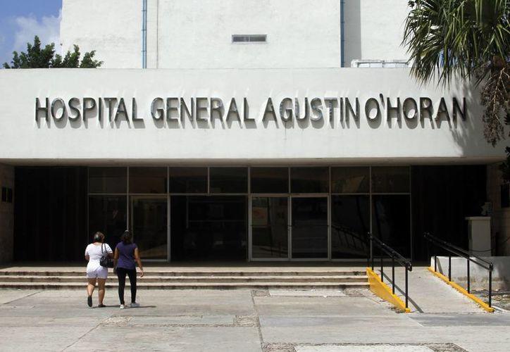 Residentes médicos de diversas entidades eligieron el hospital Hospital O'Horán para realizar sus prácticas. (Milenio Novedades)
