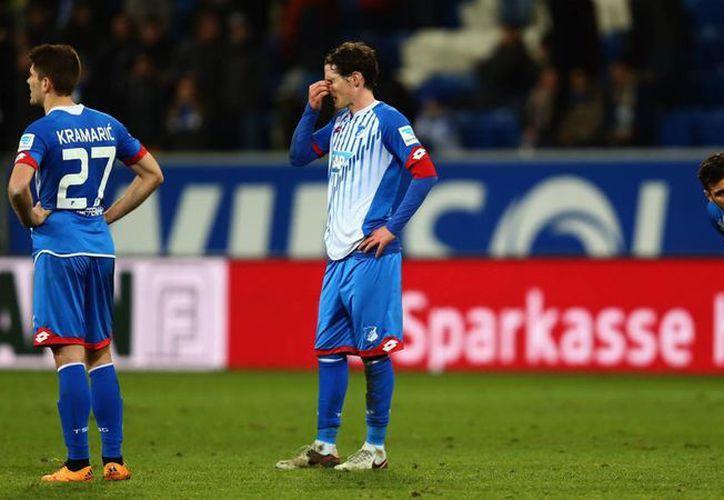 Tras la derrota de Real Madrid ante el Sevilla por 2-1, ahora el único club invicto dentro de los seis campeonatos de clubes más importantes de Europa es el Hoffenheim. (Foto tomada de fotmob.com)