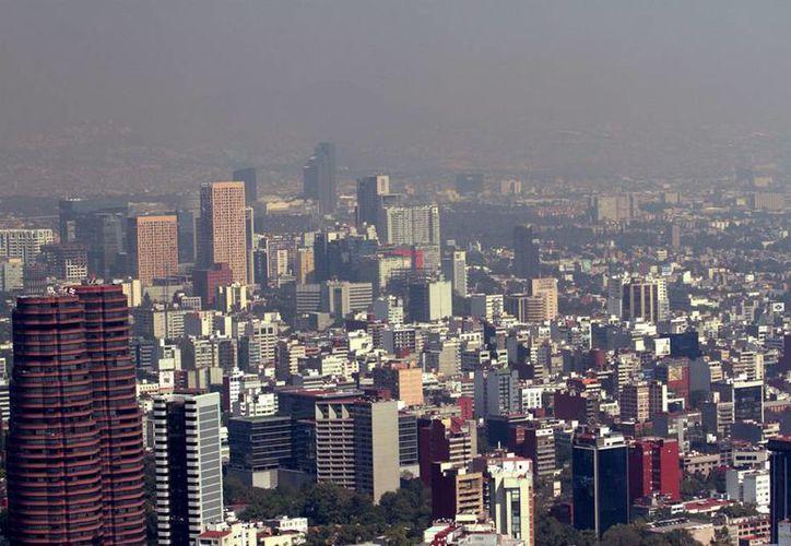 El Valle de México amaneció con contingencia ambiental. La foto, de archivo, corresponde a la Ciudad de México. (NTX/Archivo)