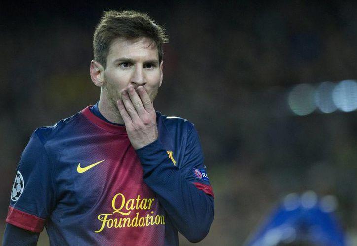De acuerdo a Forbes, Messi ganó más de 40 mdd en los últimos 12 meses. (Foto: Agencias)