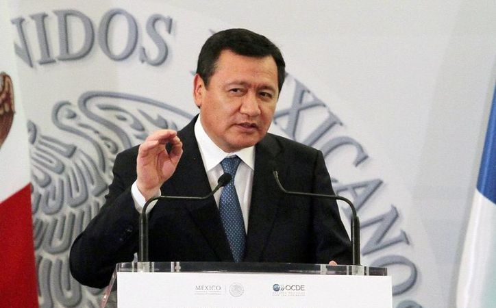 El secretario de Gobernación pide que el tema de la seguridad pública no sea politizado. (Archivo/Notimex)