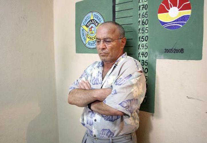 Preparan el regreso de Jean Succar Kuri al Centro de Reinserción Social de Cancún. (Redacción/SIPSE)