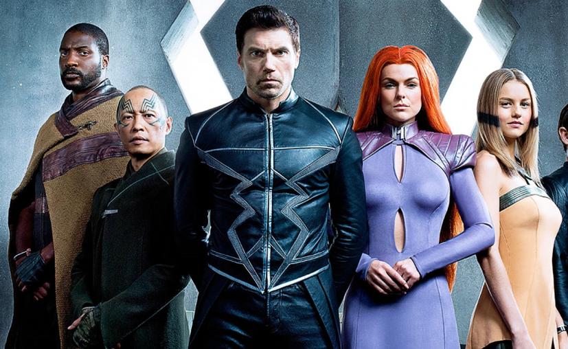 """El estreno de """"Inhumans"""" está planeado para el 29 de septiembre del presente año. (Marvel)."""