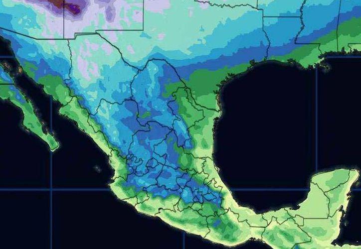 En Chetumal se pronostica cielo parcialmente nublado. (Conagua)