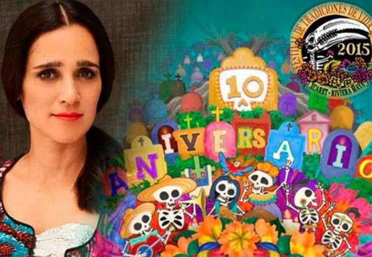 Julieta Venegas brindará un concierto durante el Festival de Vida y Muerte en Xcaret. (Contexto/Internet)