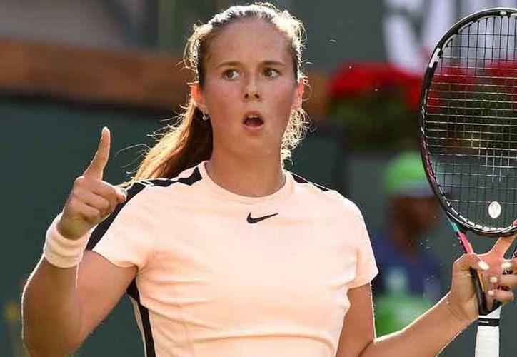 Daria Kasatkina avanza en el torneo en Indian Wells. (nytimes.com)