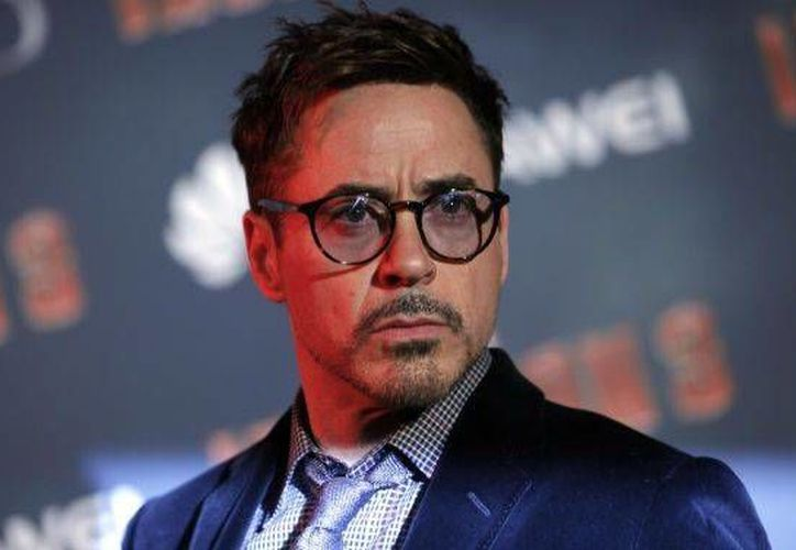 Robert Downey Jr., protagonista de 'Iron Man', encabeza la lista de actores mejor pagados de Hollywood. (AP)