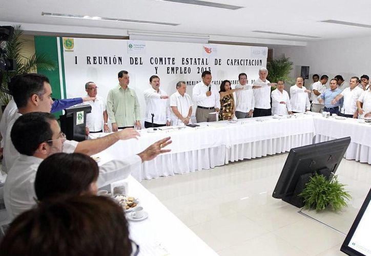 El Comité lo preside Marisol Lugo Ayora y está integrado por representantes de los sectores público, empresarial, académico, laboral y civil. (Cortesía)