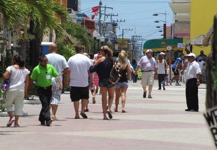 El fin de semana pasado Cancún y Puerto Morelos estuvieron al 86% y del 84.6% en Riviera Maya. (Redacción/SIPSE)
