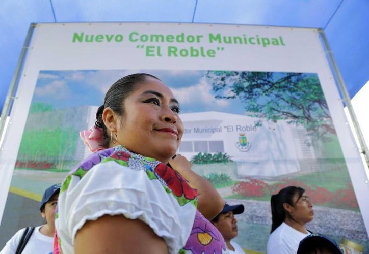 El nuevo comedor comunitario estará en la calle 53 con 18 de la colonia El Roble Agrícola II. (SIPSE)