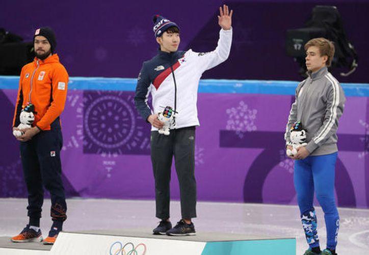 Lim Hyo-Jun ganó medalla de oro para Surcorea y rompió récord en los juegos olímpicos. (Foto: Milenio.com)