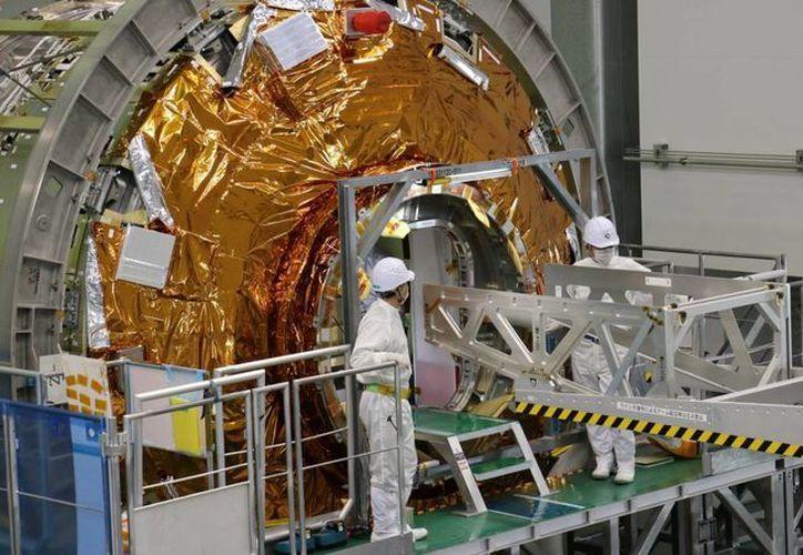 La Kuonotori6 llevó a la Estación Espacial Internacional víveres para los astronautas. (spaceflightinsider.com)