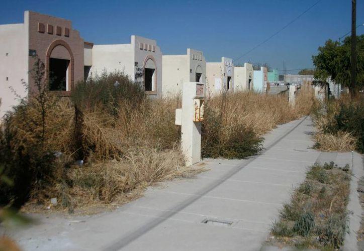 Infonavit ya negocia con gobiernos estatales el rescate de viviendas abandonadas. (diarioavanzada.com.mx)