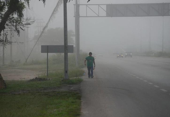 En Mérida se presentó una mínima sobre 18 grados, más del doble que en el sur del estado. (SIPSE)