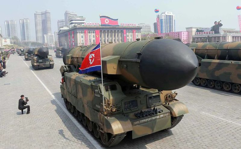 Celebra Corea del Norte día del niño con