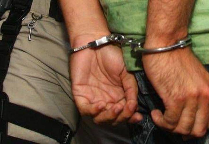 El operativo en el que fue arrestado Cristian Iván Esparragoza Gastelúm, hijo del narcotraficante 'El Azul', no participó ninguna fuerza armada local. (primerahora.com)