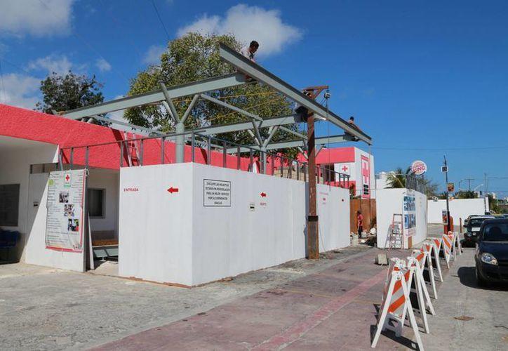 Se realiza una inversión de 860 mil pesos en las obras. (Luis Soto/SIPSE)