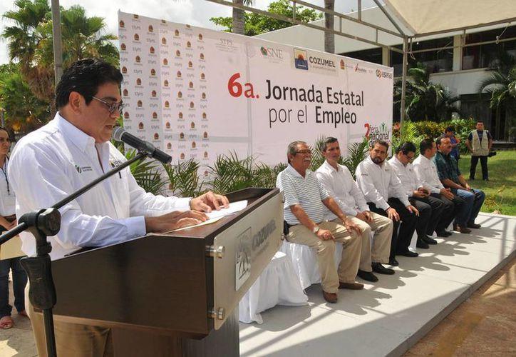 """El evento tuvo lugar este miércoles en el """"Parque Quintana Roo"""". (Cortesía/SIPSE)"""