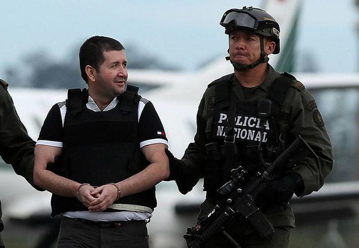 Durante al menos dos décadas 'El Loco' Barrera se dedicó al tráfico trasnacional de drogas. (EFE)