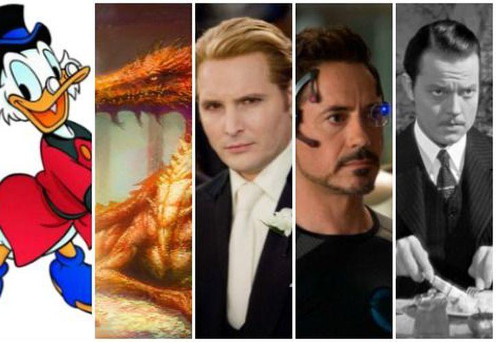 La Revista Forbes también hace una lista de los personajes de ficción más ricos del mundo.  (Milenio)