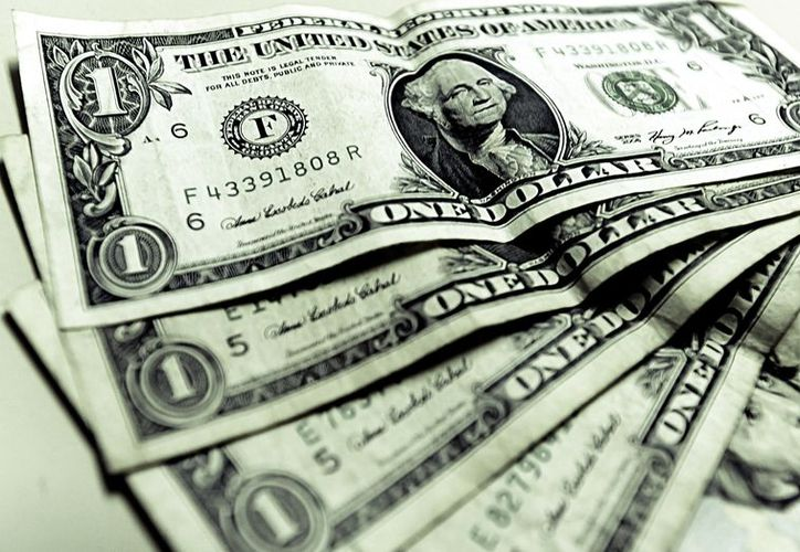 El dólar reporta siete centavos más frente a la sesión anterior. (Foto: Contexto/Internet)