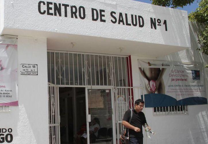 Los empleados de SESA piden que se regularicen los pagos a terceros. (Tomás Álvarez/SIPSE)