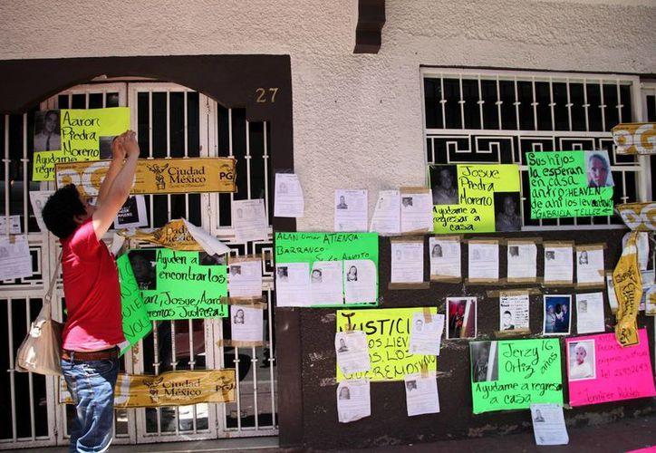 La problemática rebasa la norma penal, señala PRD. En la imagen, el bar de la Zona Rosa donde desaparecieron 12 jóvenes. (Agencias)