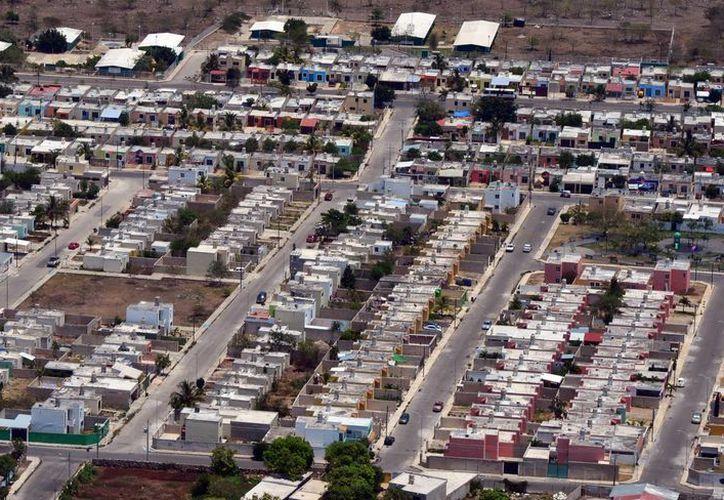Muchos fraccionamientos de Mérida no están municipalizados. (Luis Pérez/SIPSE)