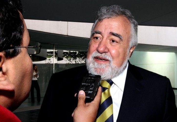 Encinas dijo que Peña Nieto tendrá que salir por la puerta de atrás del Palacio Legislativo. (Archivo/Notimex)