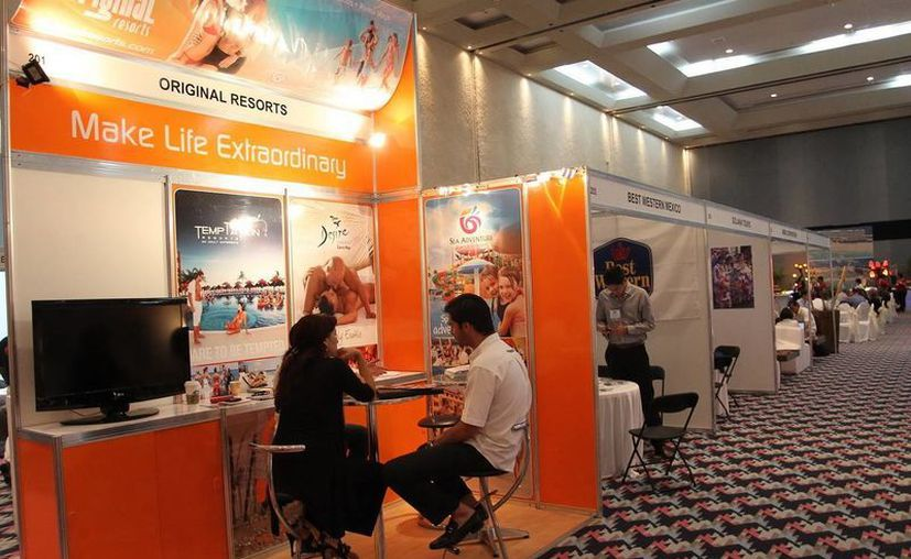 Proyectan la participación de 162 representantes de agencias turísticas de 20 países. (Cortesía/SIPSE)