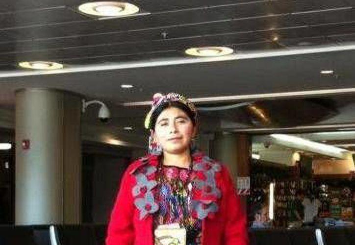 La joven es estudiante de doctorado en Chiapas. (chiapasparalelo.com)