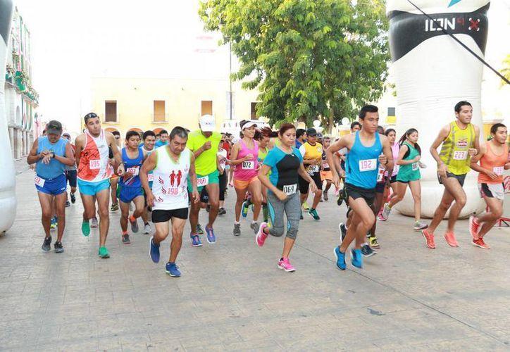 Como parte de los festejos por el aniversario de la ciudad, este domingo 8 de enero se llevará a cabo el Maratón de la Mérida. (Archivo/ Milenio Novedades)