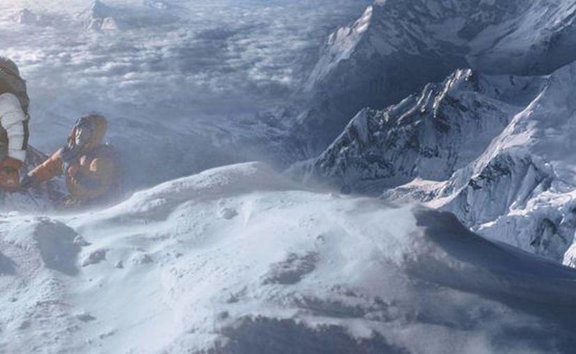 """""""Everest""""  es un filme que amerita verse en 3D. (Redacción/SIPSE)"""